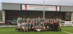 Sam played the full match against Yorkshire Carnegie.