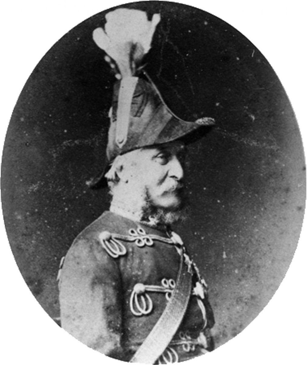 Major-General George Wynell Mayow